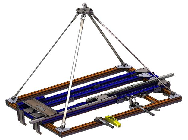 professionally engineered custom lift device design and build