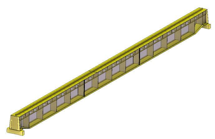 cmaa box girder design services