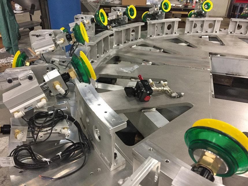 manufacturing custom engineered solutions