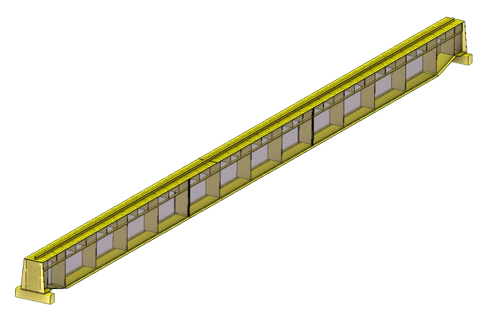 cmaa spec box girder design