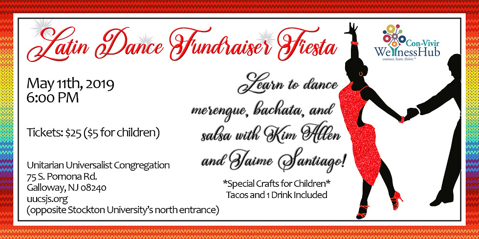 Latin Dance Fundraiser Fiesta