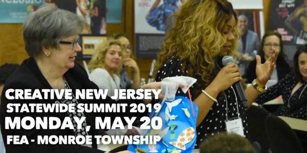Creative New Jersey Summit 2019