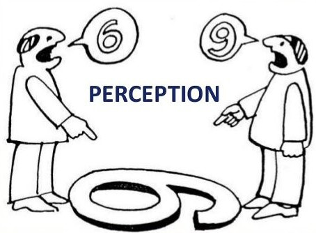 Perception Is Not Reality