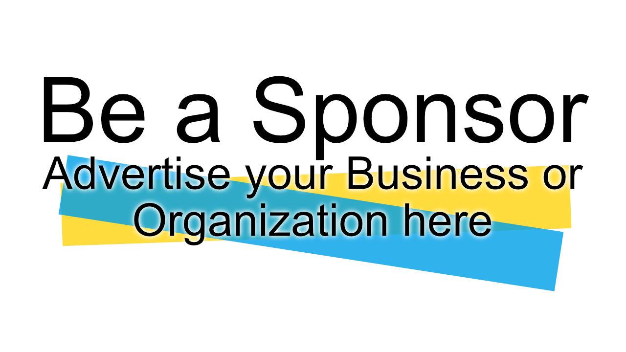 Be a Sponsor