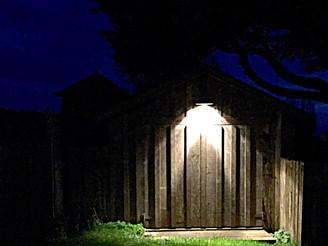 Mystics, Light, and Stories Hidden in the Dark