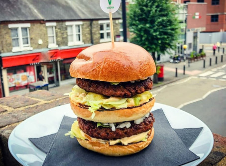 Our Last Two Weekends and Two Special Burgers!