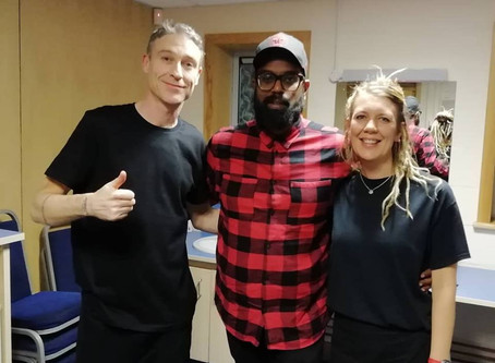Sold out for Romesh Ranganathan Show