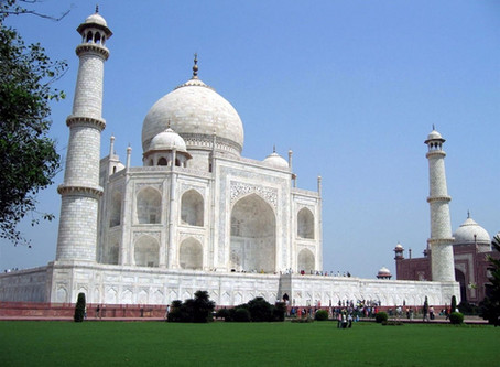 """Intresting facts about One of the SevenWonder""""Taj Mahal""""."""