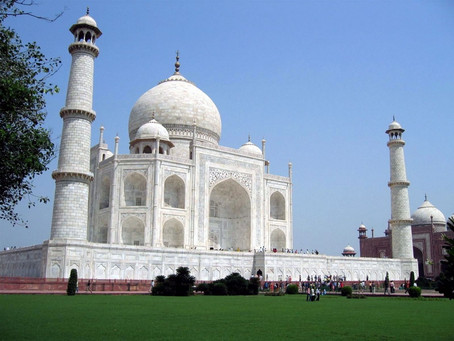"Intresting facts about One of the SevenWonder""Taj Mahal""."