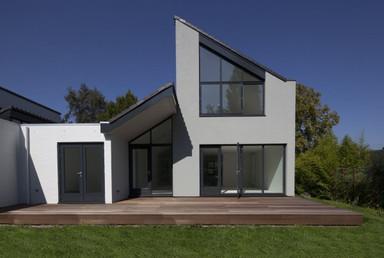 Nieuwbouw en interieur woning