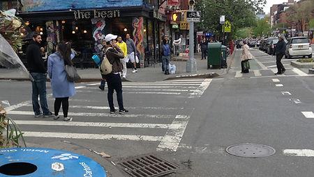 Artifact Analysis Street Pavement Markin