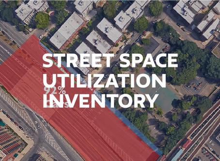 Street Space Utilization Inventory Method