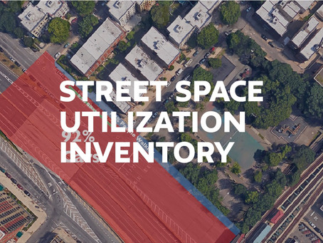 Street Space Utilization Inventory Method