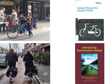 Reflection: Considering diverse human experiences in Dutch bicycle planning