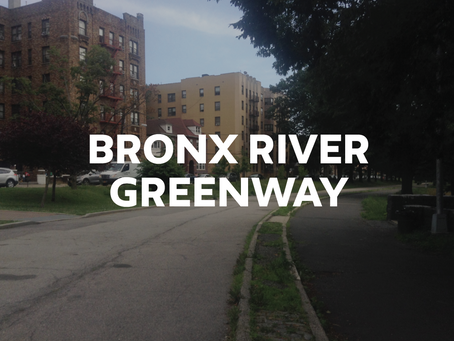 Bronx River Greenway: BUX In Practice