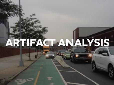 Artifact Analysis Method