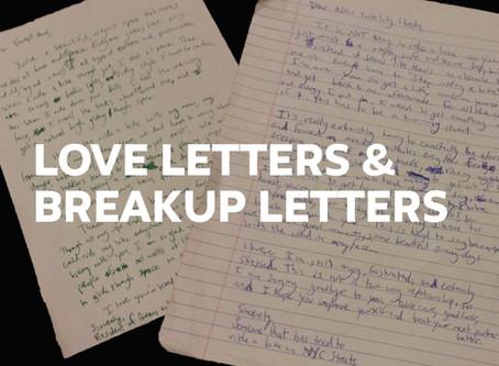 Love Letters & Breakup Letters Method