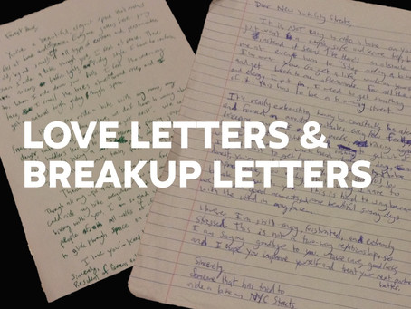 Love Letters & Breakup Letters Method