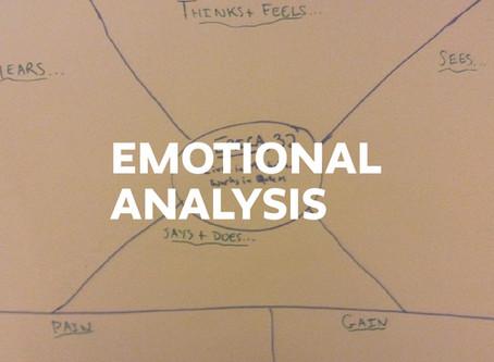 Emotional Analysis Method