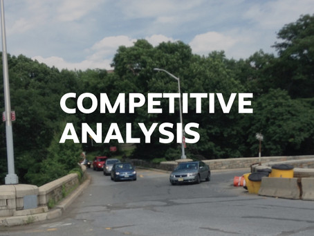 Competitive Analysis Method