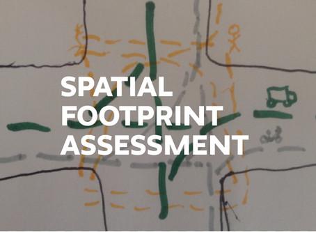 Spatial Footprint Assessment Method