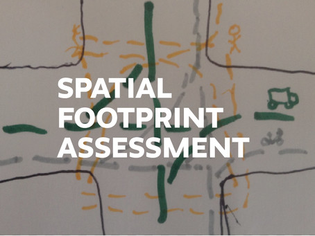 Spatial Footprint Assessment Method