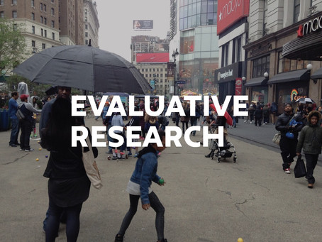 Evaluative Research Method