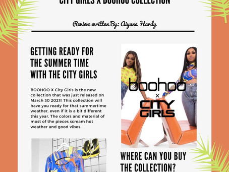 City Girls x Boohoo Collection: Fashion Review