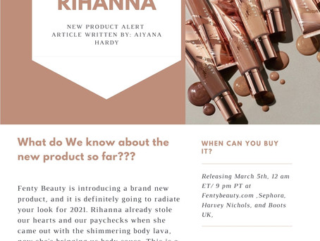 Fenty Beauty by Rihanna: Body Tint With Buildable Coverage