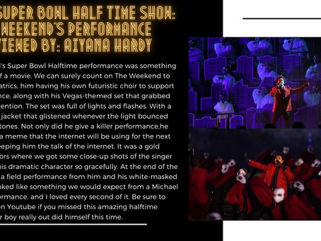 SUPER BOWL Half Time Show Review: The Weeknd