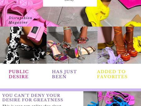 Public Desire: Your New Online Shoe Closet
