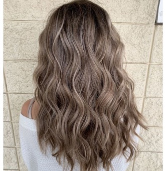 Ash Brown Hair: It's a Summer Vibe