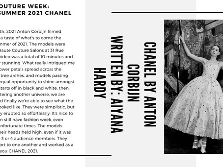 CHANEL Haute Couture Review - Spring 2021