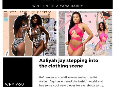 Twisted Saint Swim Aaliyah Jay: Review
