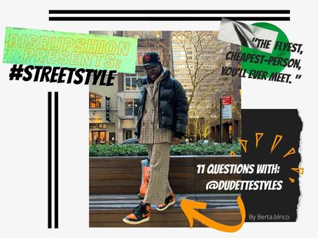 STREETSTYLE Interview: Abena Asantewah-Bonsu