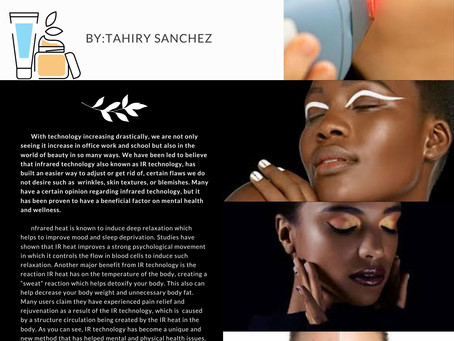 IR Technology in the Beauty Industry