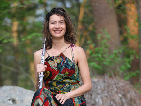 Colombian Rhythms and Baroque Flute and Harpsichord