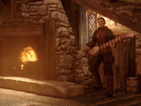 The Bard's Tale: Connecting Renaissance Keyboard/Lute Music to Modern Video Games