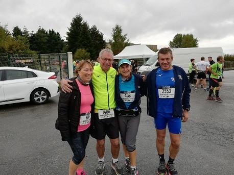 semi marathon Loudeac Pontivy