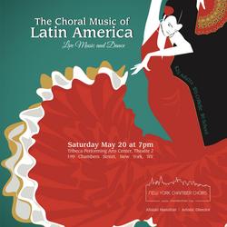 Choral Music of Latin America