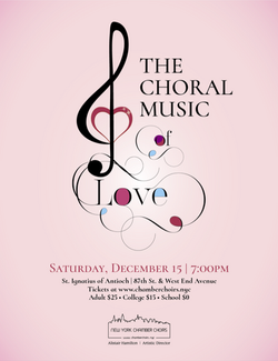 The Choral Music of Love
