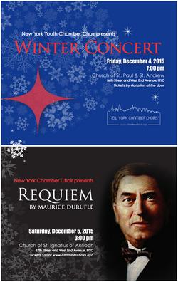 Winter Concert, Durufle Concert