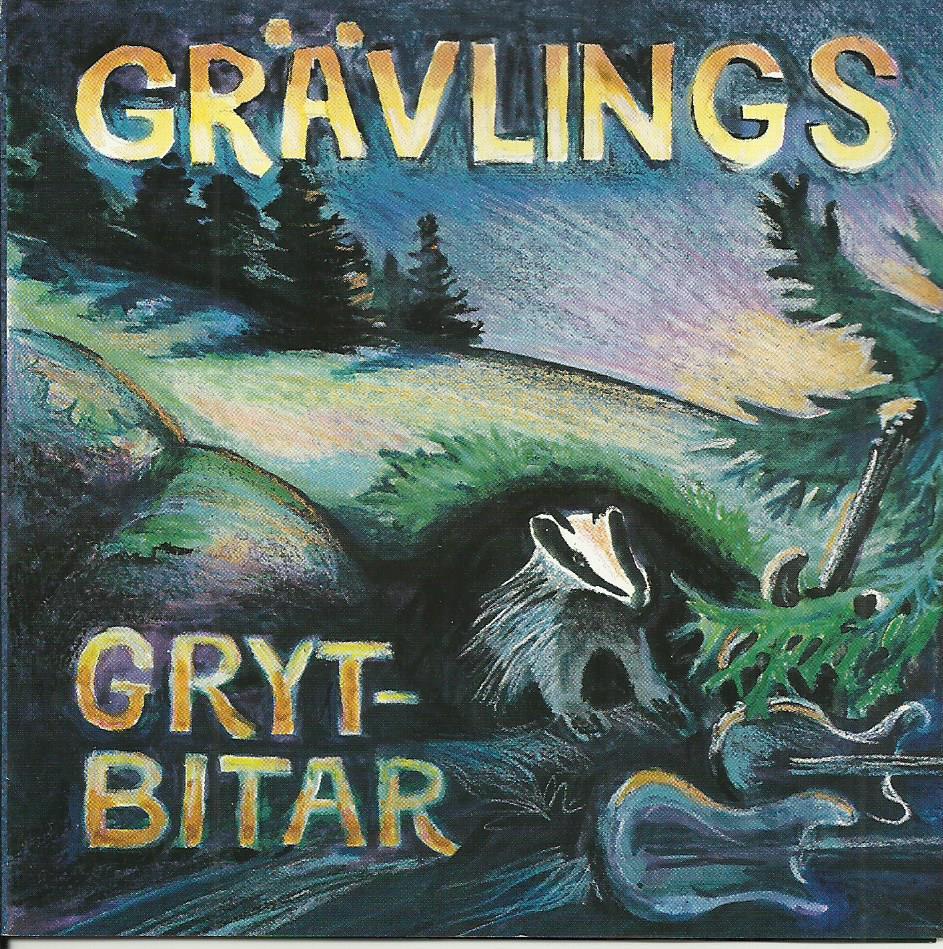 Grävlings debutalbum.