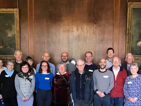 Christianity and History Forum Spring Conference 2019 (All Nations College, Ware).