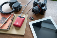 Powerbank appareil photo cables.JPG