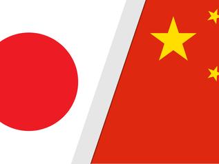 Japon-Chine : concurrences régionales, ambitions mondiales