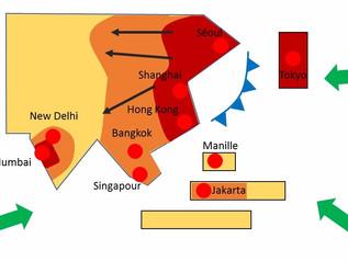 L'Asie du Sud et de l'Est : les défis de la population et de la croissance