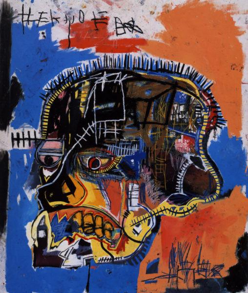 Untitled, Basquiat, 1981