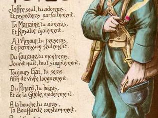 Les 10 commandements du Poilu
