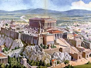 Exposé sur les citoyens athéniens